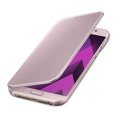 Spigen Samsung Galaxy A7 2017 A720 estuche original clear view samsung galaxy a7 2017 rosa
