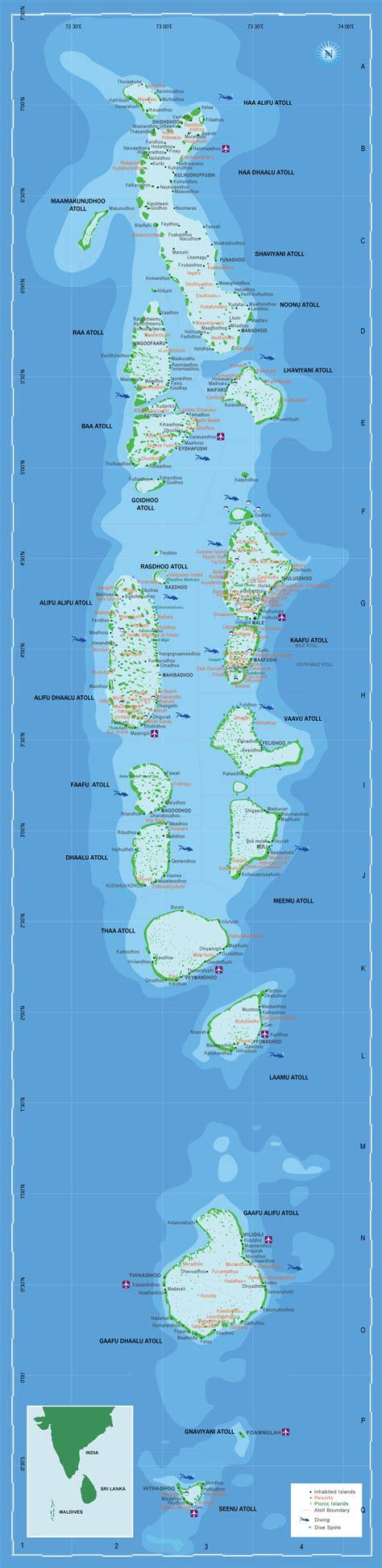 the maldives on world map maldives map and geographic location my maldives
