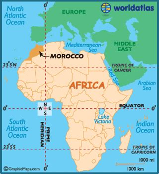 world map of morocco morocco map geography of morocco map of morocco