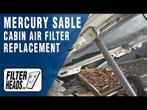F150 Cabin Air Filter by How To Install Replace Anti Freeze Coolant Overflow