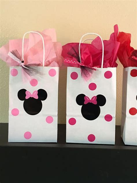 decoraciones deminnie en latas de leche bolsos de minnie mouse party favor sacos lembrancinhas
