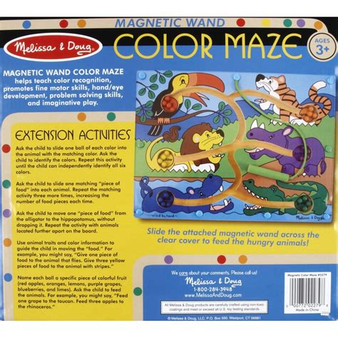 magnetic color maze doug magnetic wand color maze babyonline