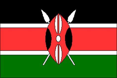 kenya flag colors kenya timeline timetoast timelines