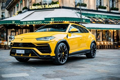 lamborghini showroom lamborghini urus suv premiere at showroom in