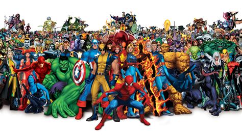 all marvel in order complete list of all marvel in order