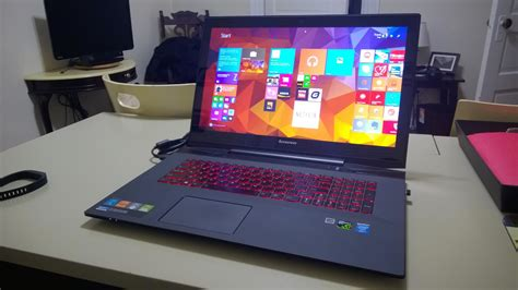 Laptop Lenovo Y70 lenovo y70 touch review