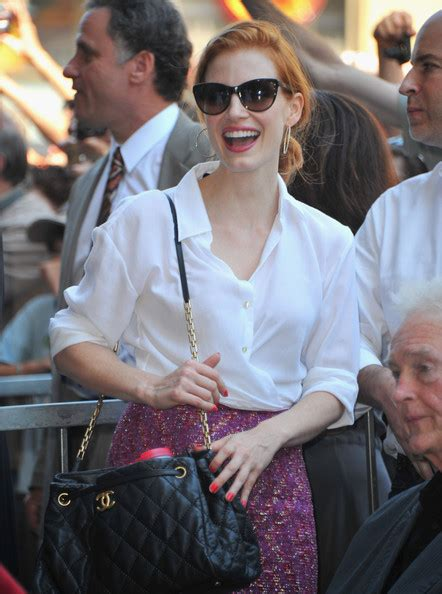 what are the sunglasses sissy spacek wears in bloodline jessica chastain quilted leather bag jessica chastain