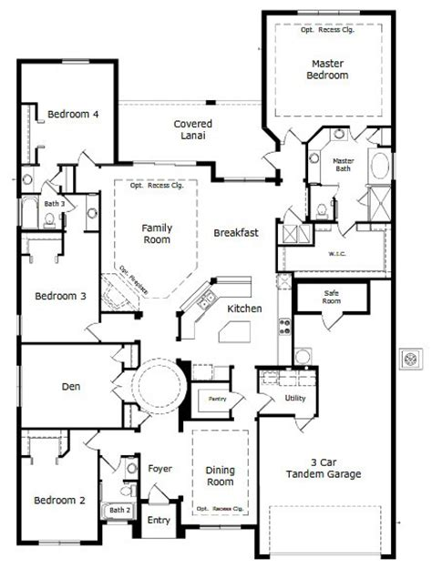 taylor homes floor plans austin park at nocatee model deerfield taylor morrison