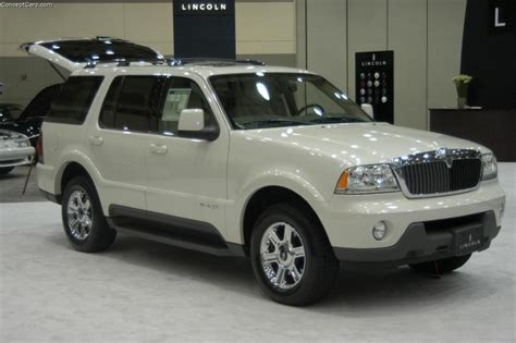 lincoln aviator 2004 lincoln aviator information and photos zombiedrive