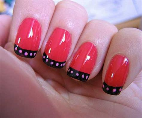 10 simple nail designs that you can try at home
