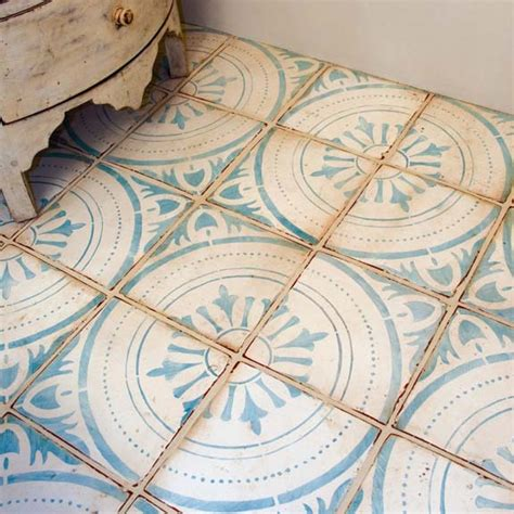 Moroccan Floor Tile by Happy Habitat More Moroccan Tiles