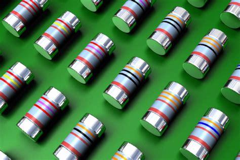 resistor smd melf melf resistors 0102 e24 series 1 and 5 step iges 3d cad model grabcad