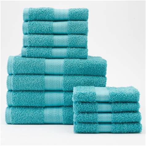 light teal bath towels 12 pc bath towel value pack in light teal everything