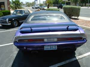 Dodge Challenger 70 Amazing 1970 70 Dodge Challenger Rt Mopar Purple For Sale