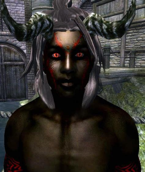 oblivion better faces better for better texture dremora at oblivion nexus