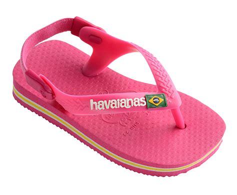 Br Sandal Ribbon Pink havaianas pink flip flops havaianas baby brasil logo