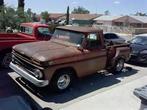 purchase used 1966 chevy c10 bed stepside v8 farm