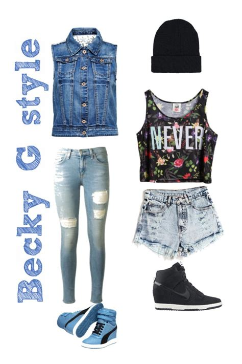 Becky G Wardrobe by The Gallery For Gt Becky G Inspired