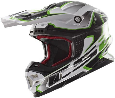 ls2 motocross helmet ls2 mx456 light compass buy cheap fc moto