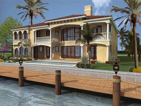 spanish mediterranean this beautiful two story florida 27 best images about house plan model on pinterest