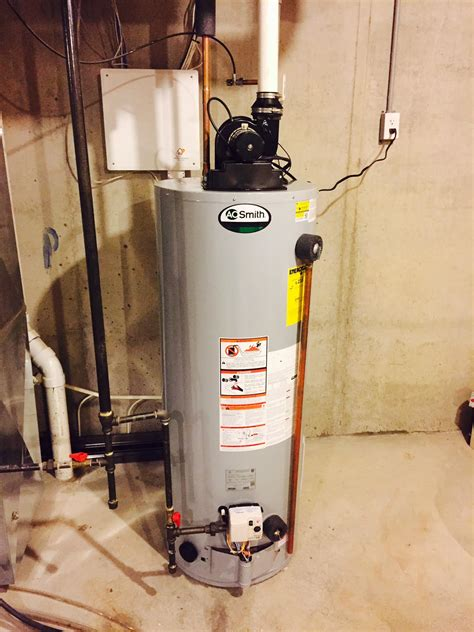 water heater exhaust vent installation models water heaters installed by licensed plumber