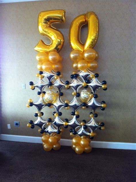 Wedding Anniversary Backdrop by 32 Best Images About Anniversary Balloon Decor On