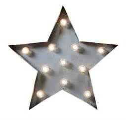 Battery Operated Decorative Lamps Metal Star Shaped Led Lamp City Home Portland Or
