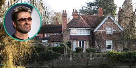 George Michael's Home   George Michael's House Tour
