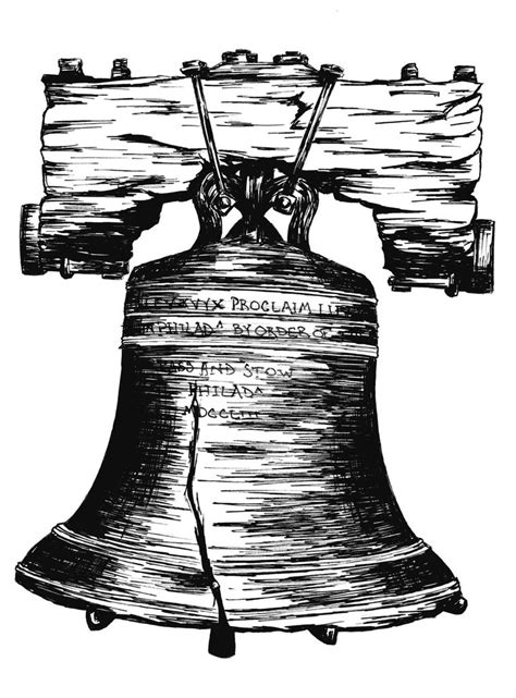 how to draw liberty bell image gallery liberty bell drawing