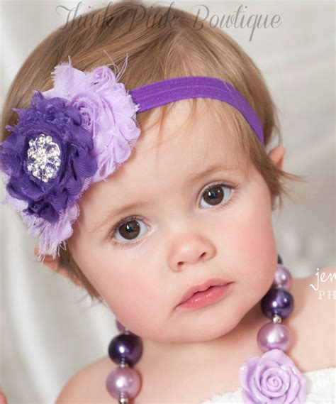 baby headband baby headbands baby from magaro baby headbandbaby headbands purple headbandlavender baby