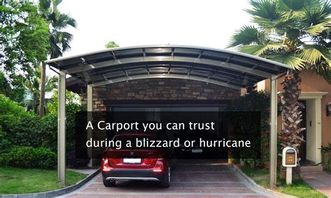 Aluminum Carport Kits by Metal Rv Garage Carport Scherzer Garagen Carports