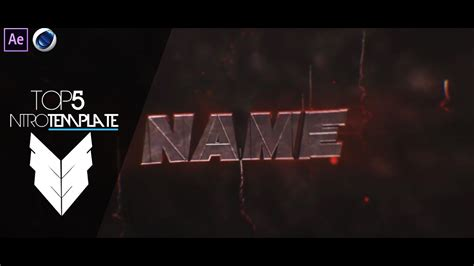 templates for after effects cs4 free download top 5 intro template 24 cinema4d after effects cs4 free