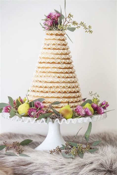 Wedding Blessing Cakes by Scandinavian Ring Cake Recipes Dishmaps