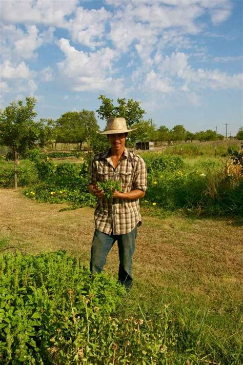 community farm manager job in texas for 2012 beginning
