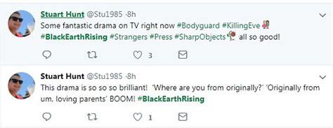 michaela coel email michaela coel is superb in black earth rising say fans