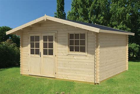 Woodpecker Log Cabin by 11 To 12 Sq Metre Woodpecker Log Cabins