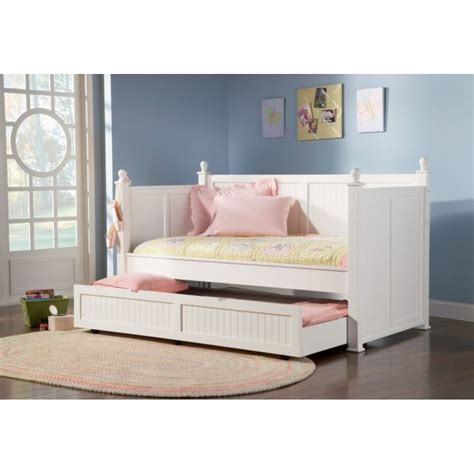 Daybeds Classic Twin Daybed With Trundle Trundle Bed