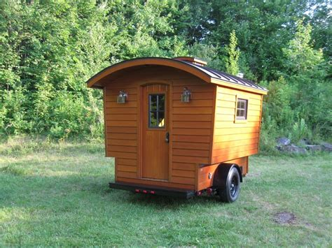 tiny house in backyard vardo trailer plans pictures to pin on pinterest pinsdaddy