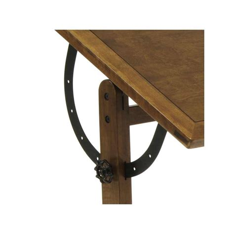 studio designs vintage drafting table studio designs 42 quot vintage drafting table color rustic