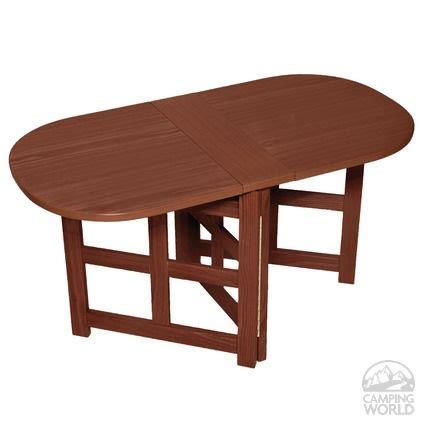 folding coffee table walnut