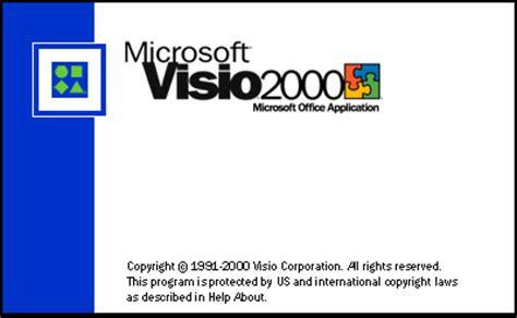 microsoft visio 2000 guidebook gt splashes gt visio