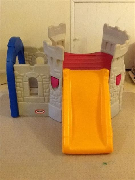 little tikes swing and slide castle little tikes outdoor toys and castles on pinterest