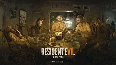 wallpaper game resident evil resident evil 7 biohazard 2017 game wallpapers hd