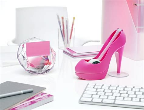 girly office desk accessories girly office perfect pink office decor for the