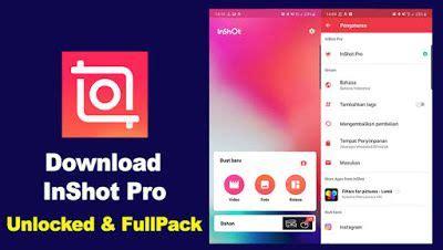 inshot pro apk  mod unlockedall pack  android