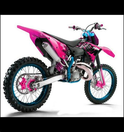 pink motocross bike 25 best ideas about 125 dirt bike on yamaha
