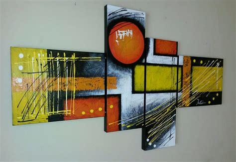 cuadros de oleo abstractos cuadros al oleo sobre lienzo abstractos pintura moderna