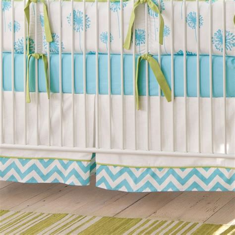 Crib Skirt by Crib Skirts Dust Ruffles For Cribs Carousel Designs