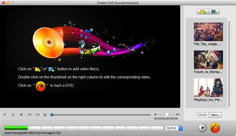 best dvd burner mac official cisdem dvd burner for mac best dvd burning