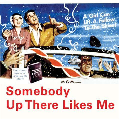 film up there fsm somebody up there likes me bronislau kaper